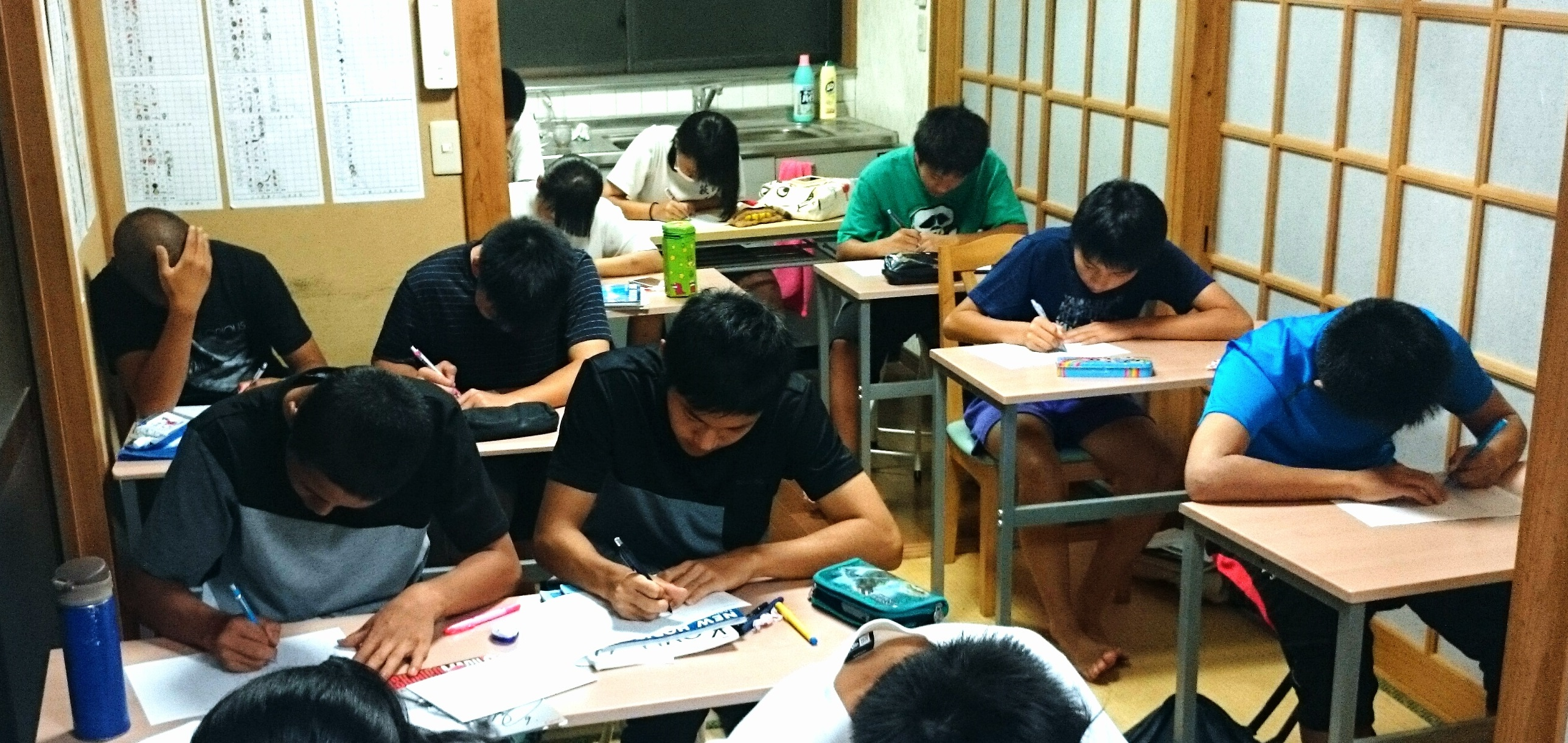 コジ塾授業風景